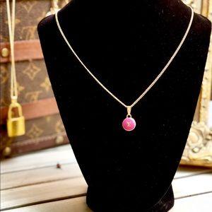Authentic Louis Vuitton Charm Necklace